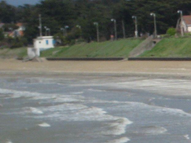 La plage du Cormier