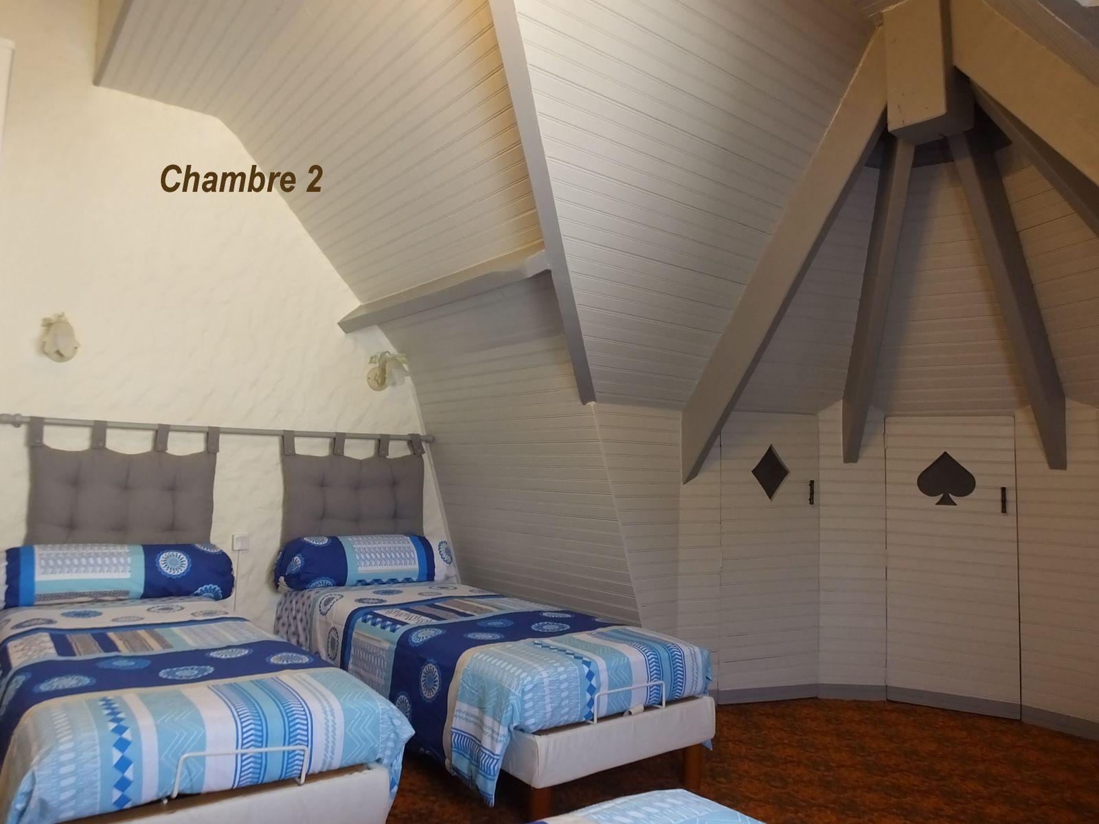 Chambre N°2-3
