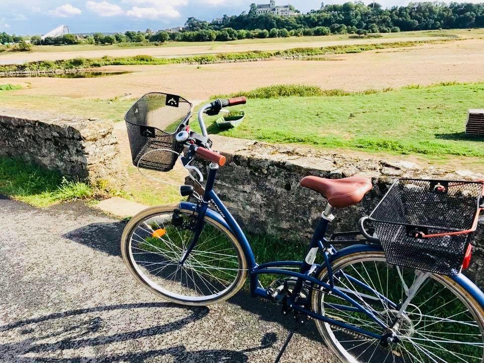 Prêt de vélos inclus