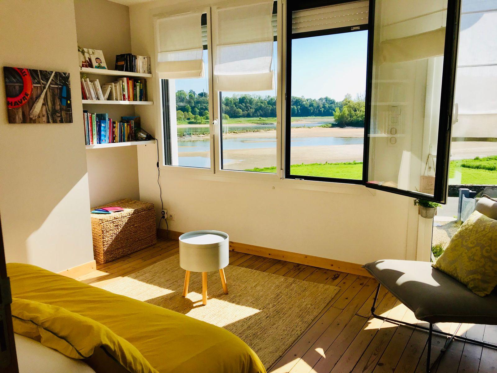 3ème chambre vue Loire