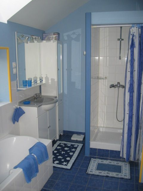 Salle du bain rez de chaussée