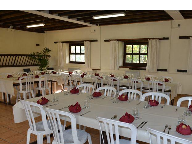 Salle de séminaires : jusqu'à 40 personnes assises