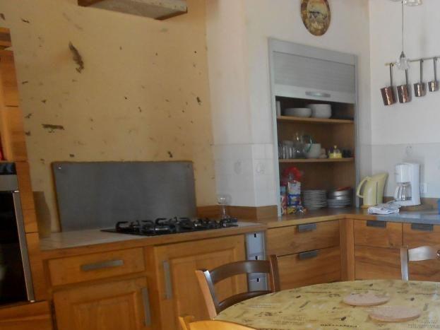 espace cuisine,