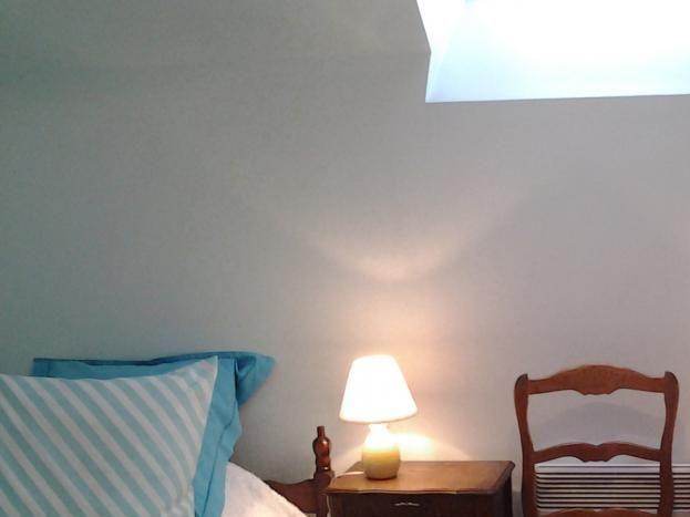 Chambre lits 1 personne