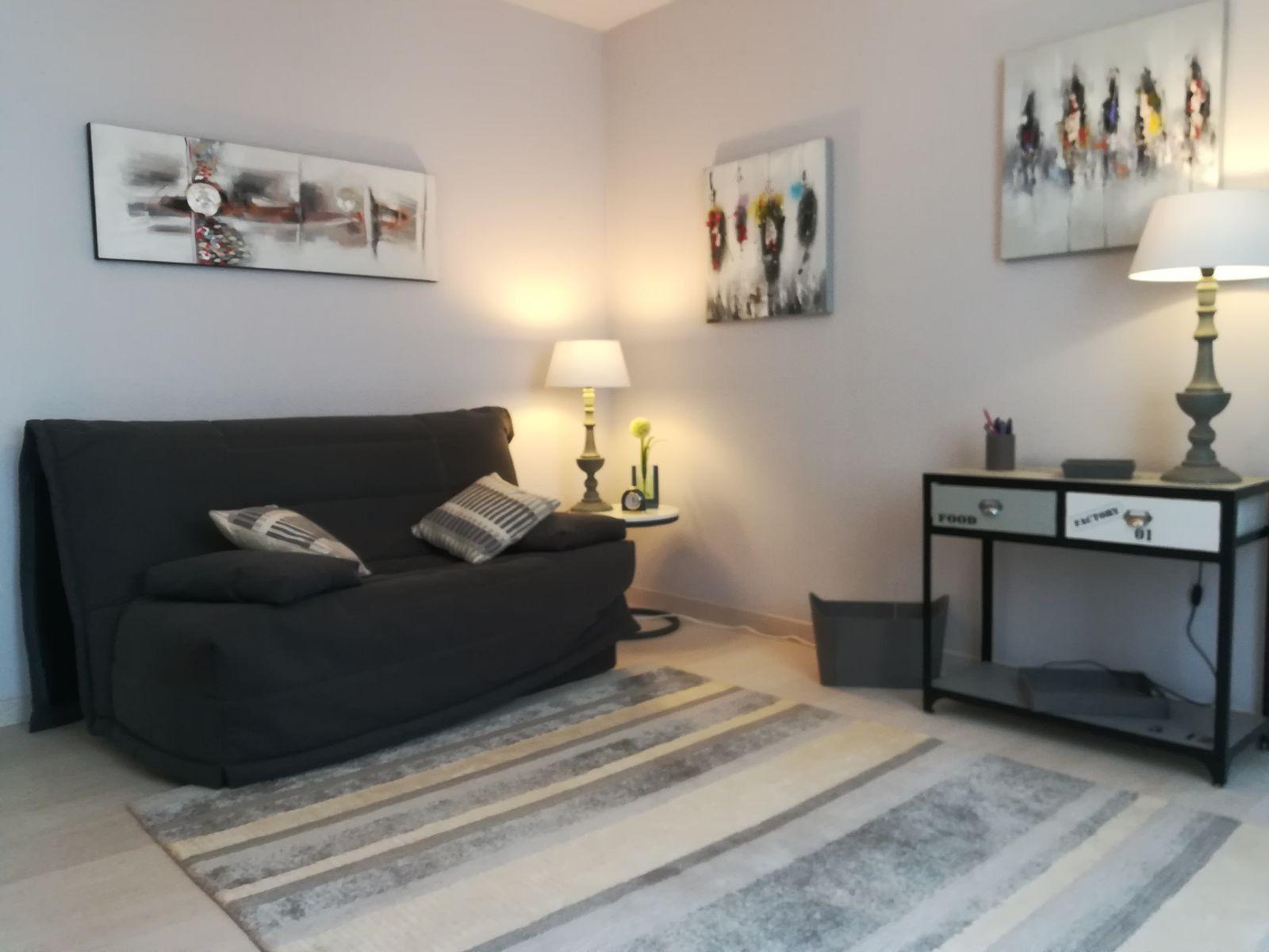 2ème couchage chambre bis avec BZ:.Préciser s'il sera utilisé lors de votre séjour