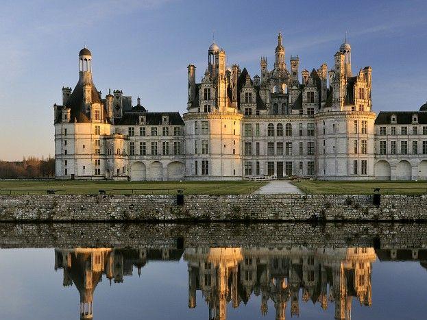 Chateau de Chambord à 45min