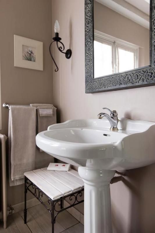 Chambre Cannelle salle de bain