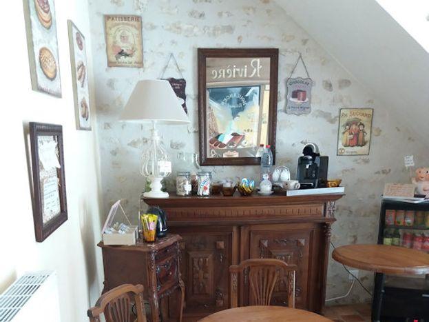 Le petit salon de thé
