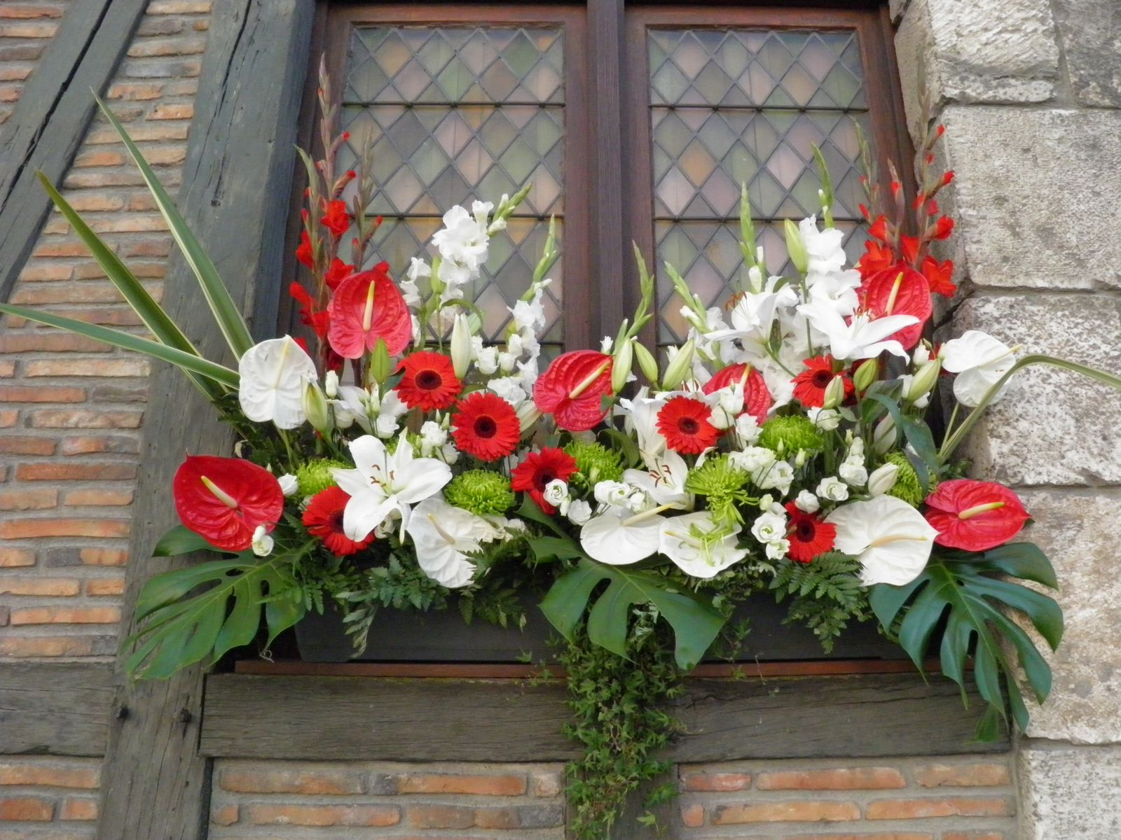 Le bouquet de Jeanne d'Arc