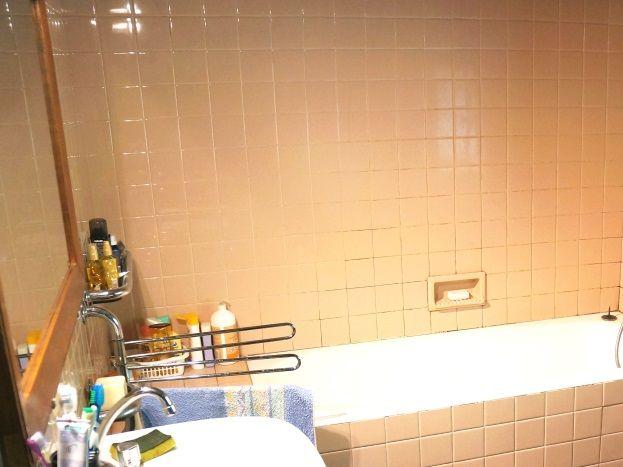 La salle de bains vintage