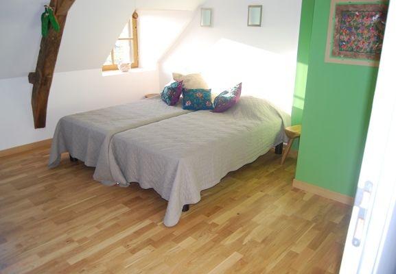 Chambre Pérou (lits jumeaux)