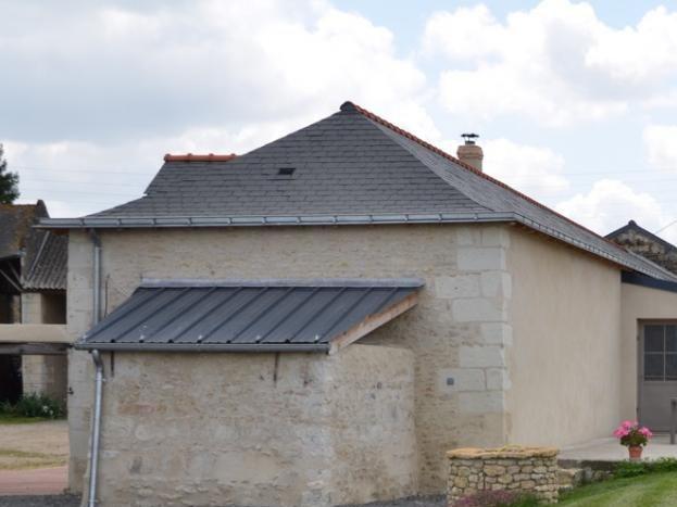 la terrasse coté ouest