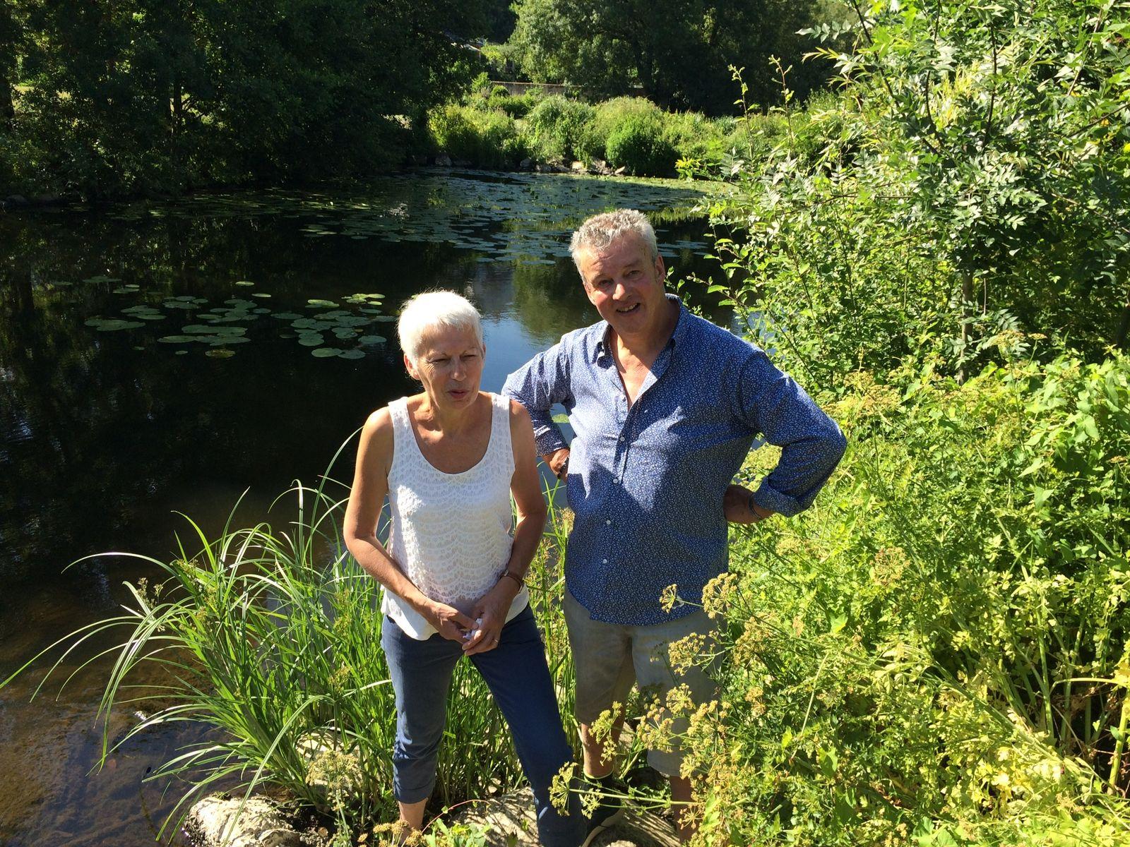 Martine et Jacques