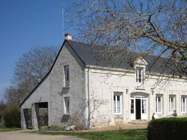 façade principale (sud)