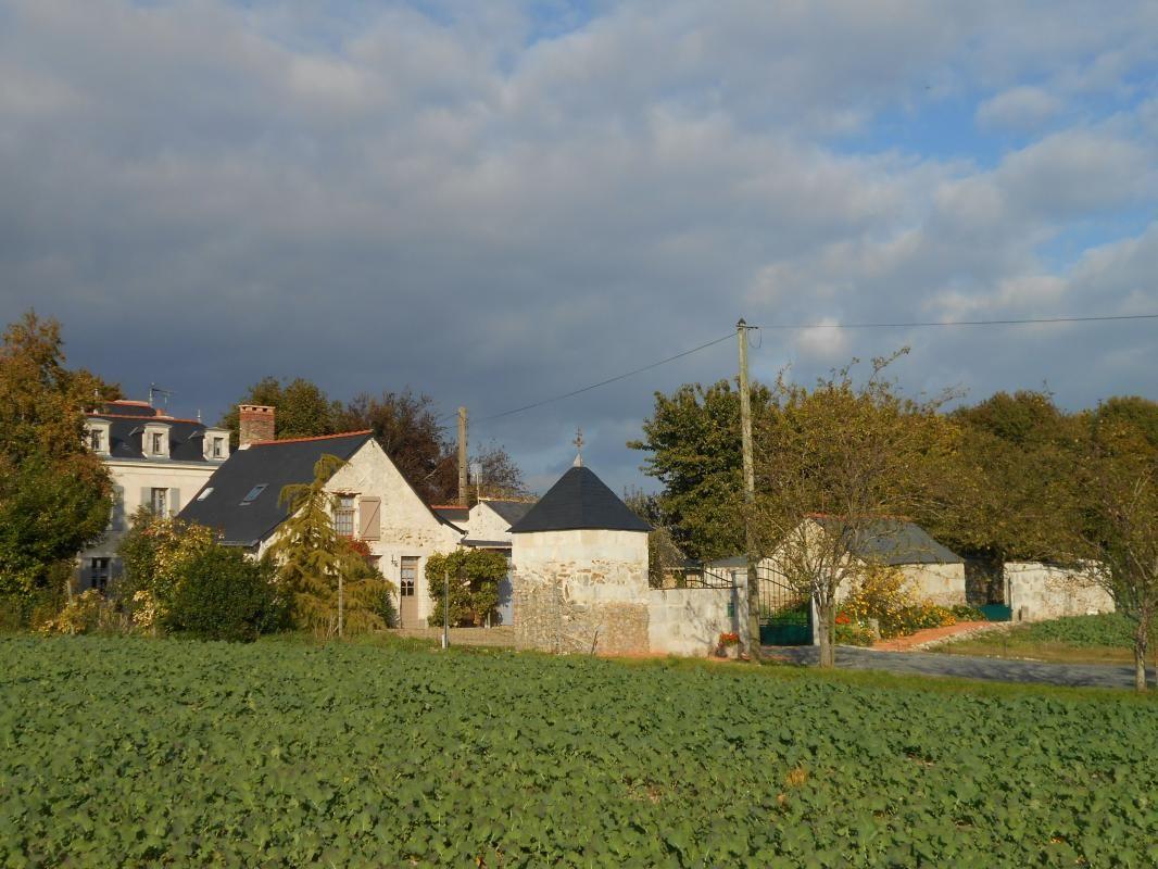 Le Chabeau et la campagne environnante