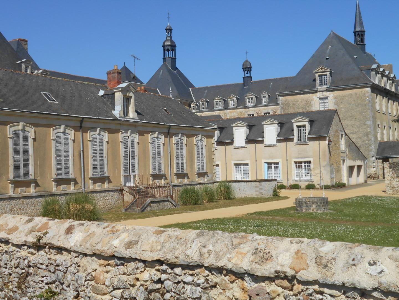 L'Hôtel Dieu de Baugé