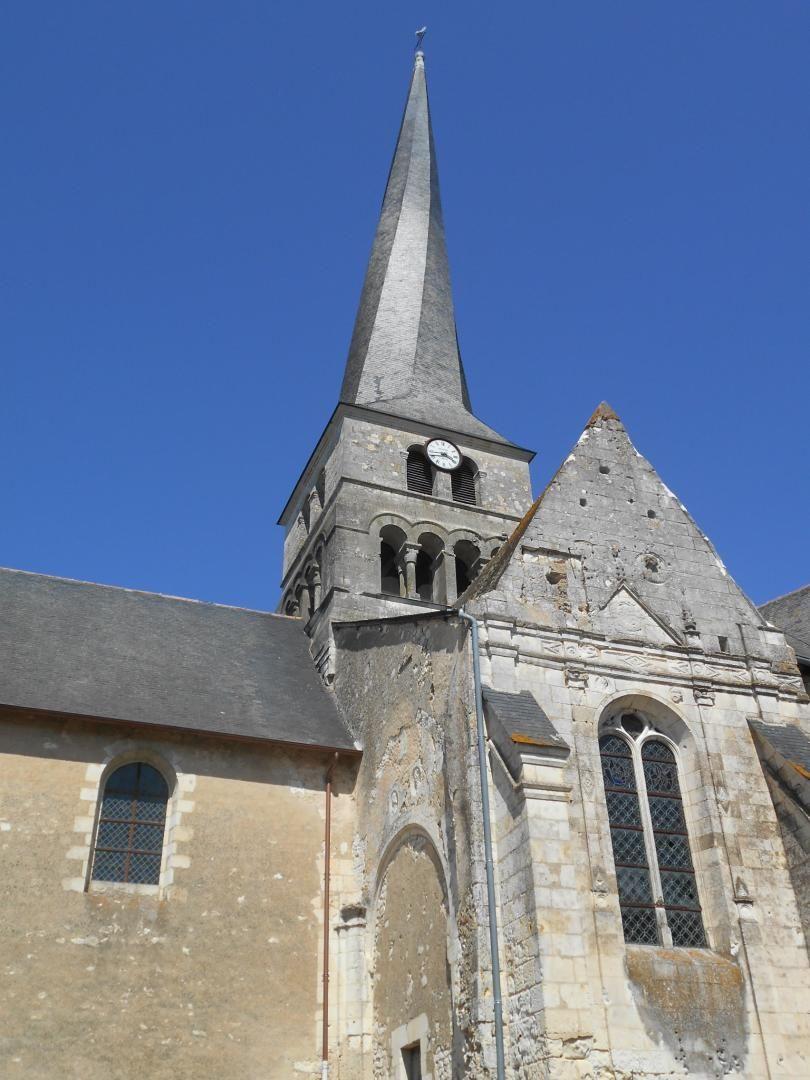 L'église du Vieil-Baugé