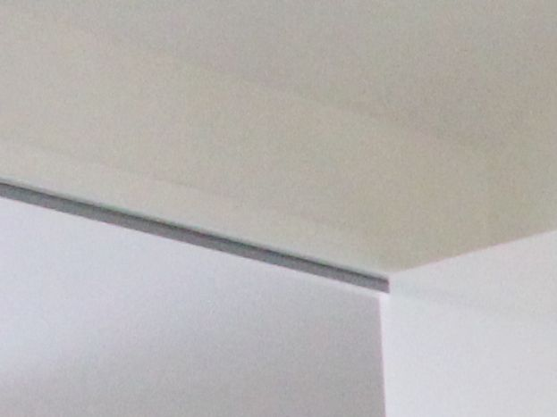 Chambre 2 à l'étage : 1 lit de 140 cm