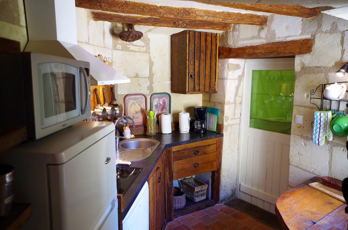 Petite cuisine du Troglo