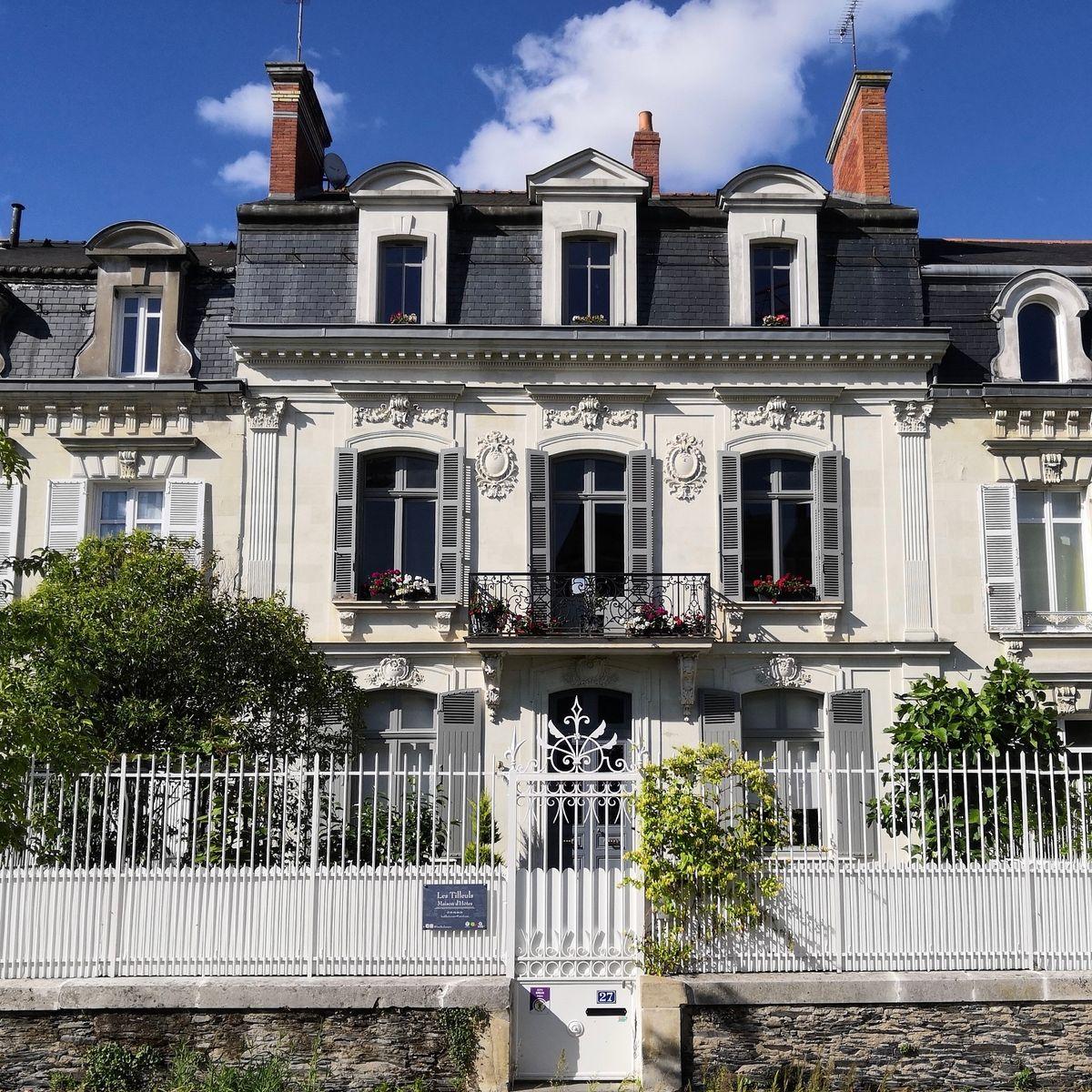 Maison d'Hôtes Les Tilleuls