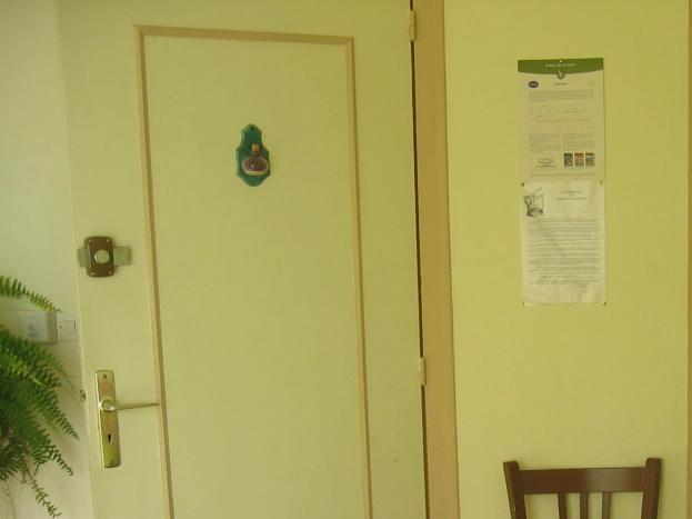 Chambre ANIS salle d'eau