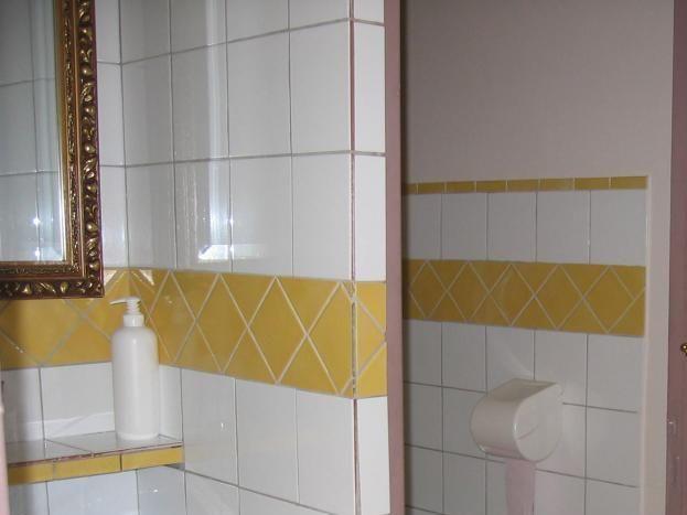 Chambre BRUNE salle d'eau