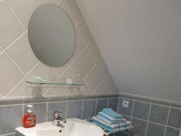 Salle de bain chambre Champigny