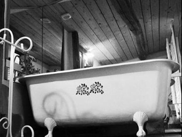 "Salle de bain ""Verdoyante"""