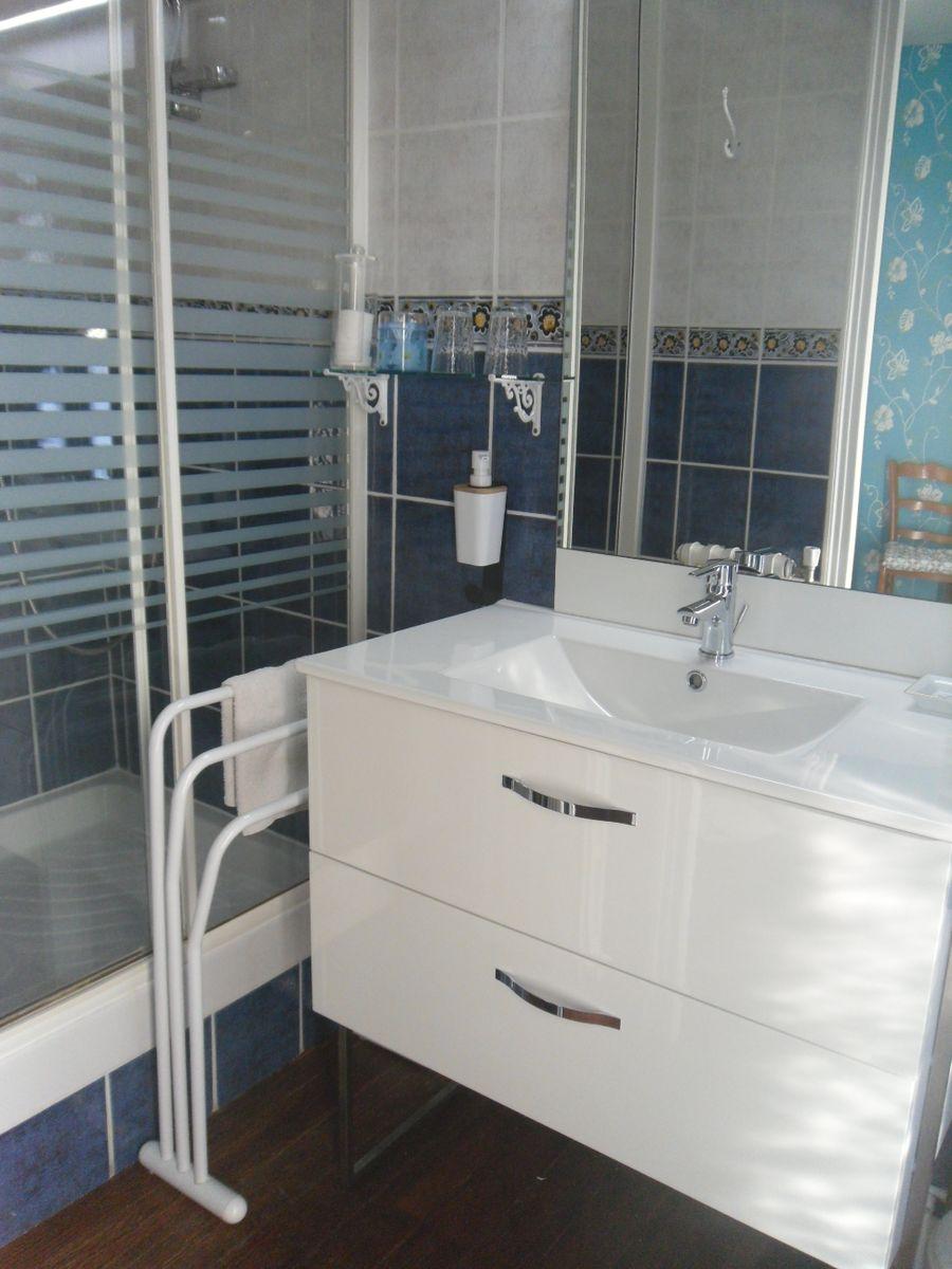 Provençal  Salle d'eau