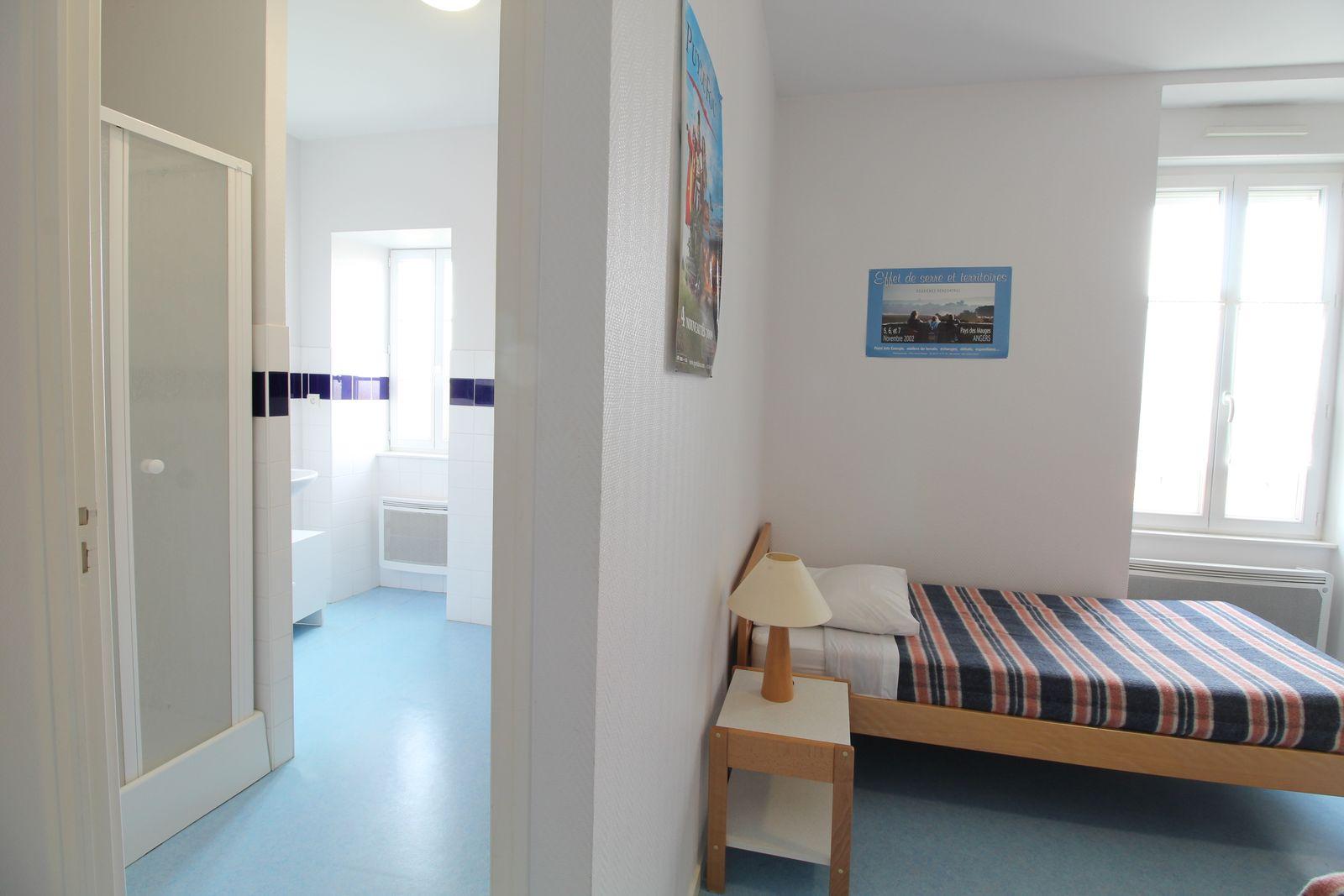 Chambre n°2 : 3 lits 1er étage