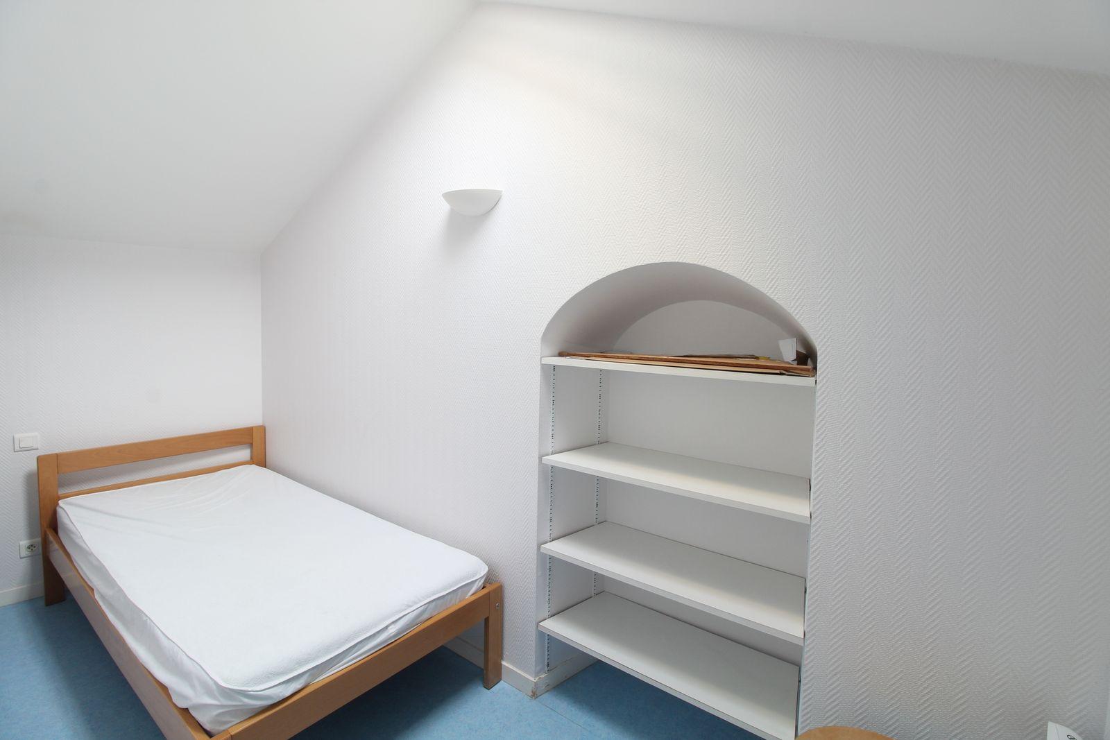 Chambre n°2 : pièce en enfilade 1er étage