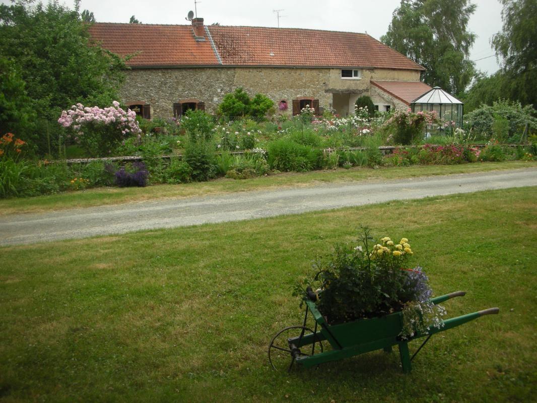 Un petit coin de paradis... 51G357 - L'Epine - Boursault - Gîtes de France Marne