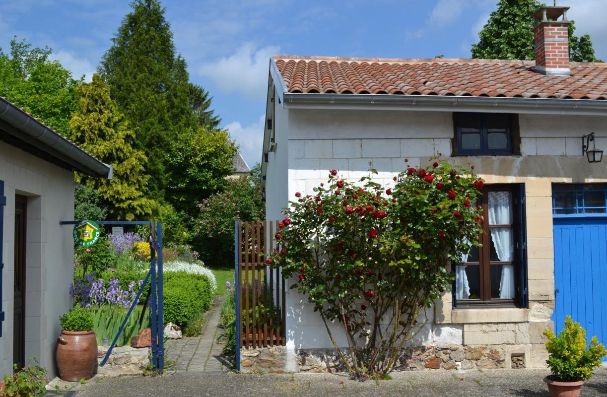 51G303 - Le Sans Souci - Bouy - Gîtes de France Marne