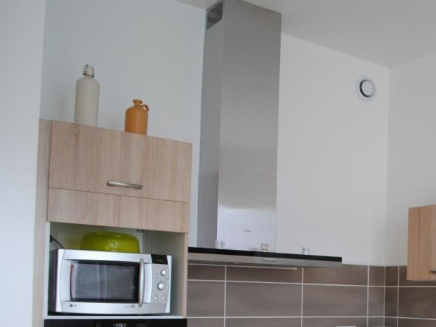 cuisine 51G467 - Aux Crocus - Bouy - Gîtes de France Marne
