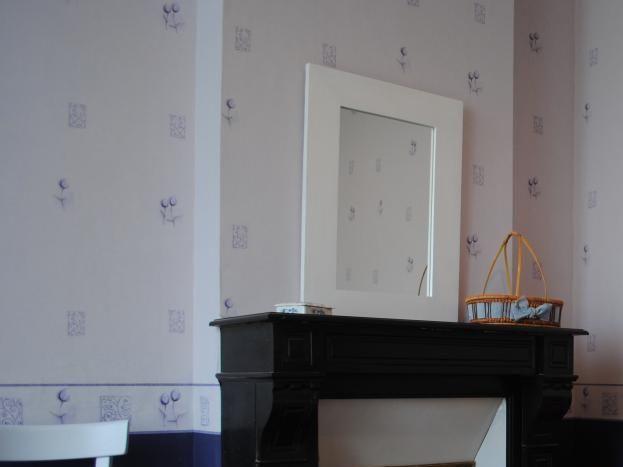 chambre rez-de_chaussée 51G467 - Aux Crocus - Bouy - Gîtes de France Marne