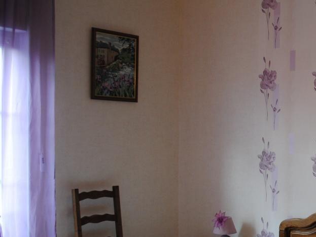 chambre 2 personnes 51G467 - Aux Crocus - Bouy - Gîtes de France Marne