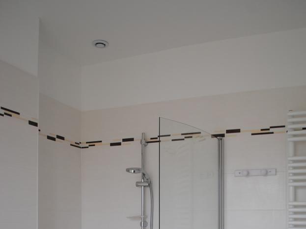 salle de bains étage 51G467 - Aux Crocus - Bouy - Gîtes de France Marne