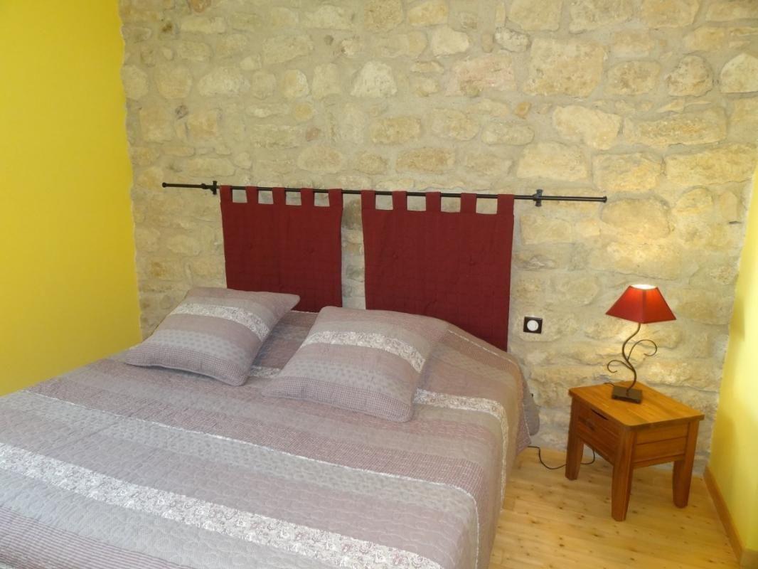 Chambre 1 51G434 - Le Gîte du Courtil - Cormicy - Gîtes de France Marne