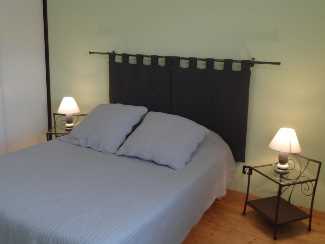 Chambre 2 51G434 - Le Gîte du Courtil - Cormicy - Gîtes de France Marne