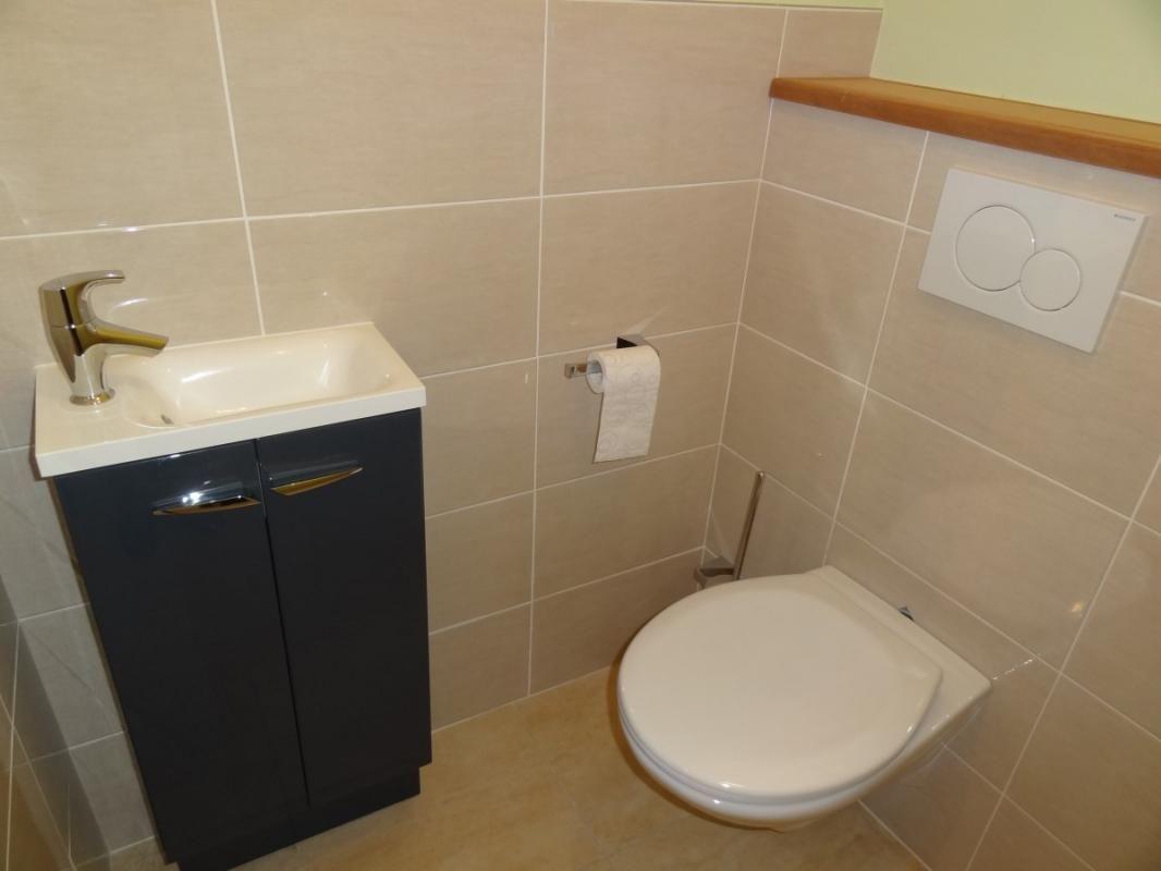Toilettes 51G434 - Le Gîte du Courtil - Cormicy - Gîtes de France Marne