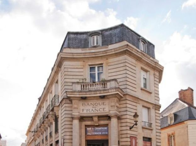51G401 - Le Champagne Banque - Epernay - Gîtes de France Marne