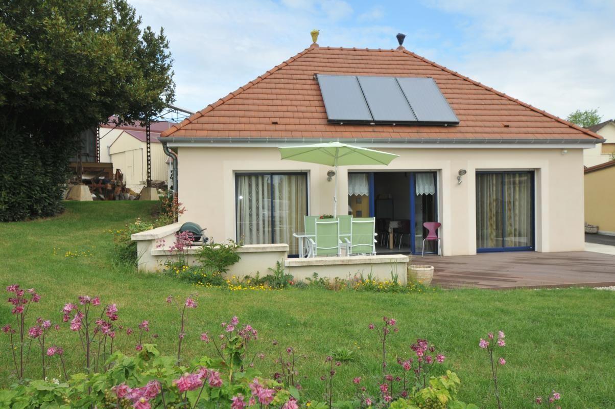 51G378 - Le Jardin de Valentine - Ferebrianges - Gîtes de France Marne