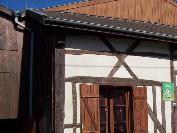 51G343 - Le Pressoir d'Argonne - Le Chemin - Gîtes de France Marne