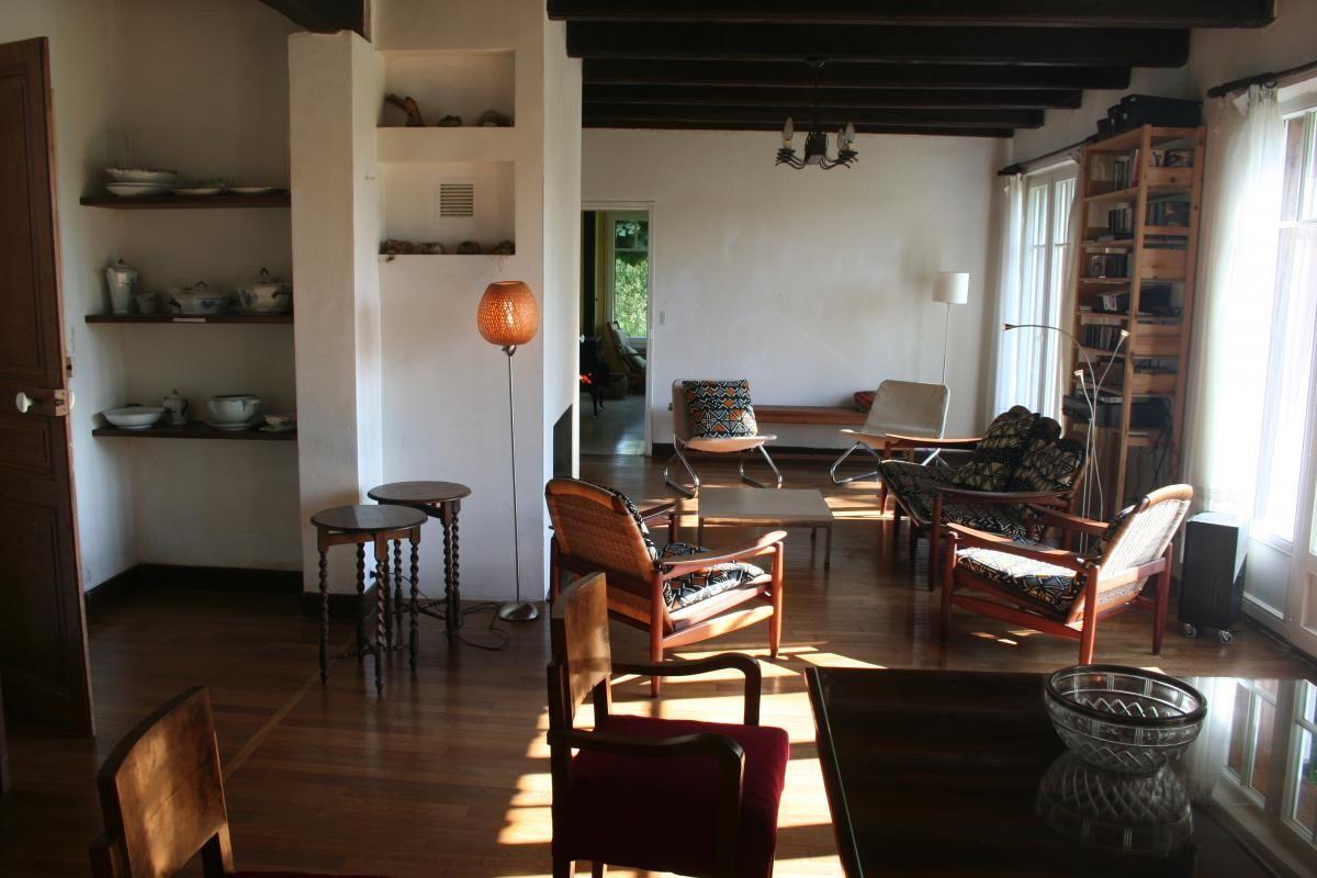 Salon. 51G416 - Sous l'Orme en Argonne - Les Charmontois - Gîtes de France Marne