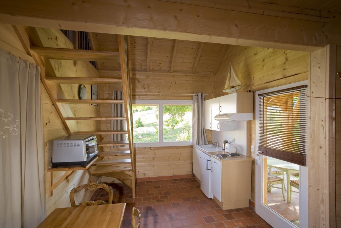 Séjour 3 51G362 - La Maison en Bois - Moslins - Gîtes de France Marne