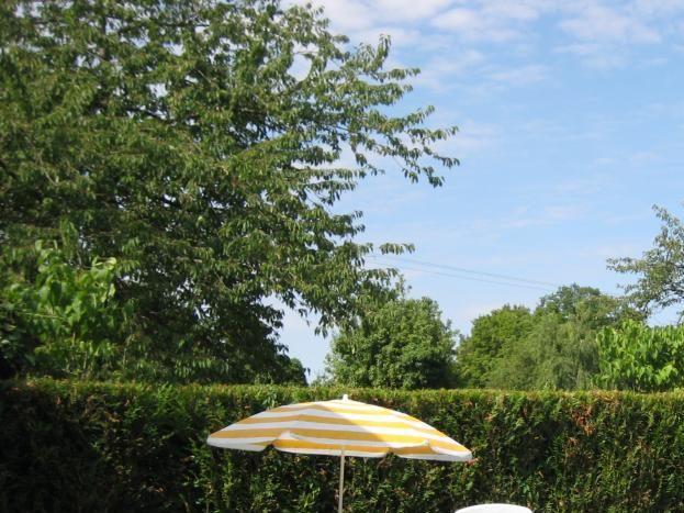 Un peu de repos 51G250 - Les Iris - Outines - Gîtes de France Marne