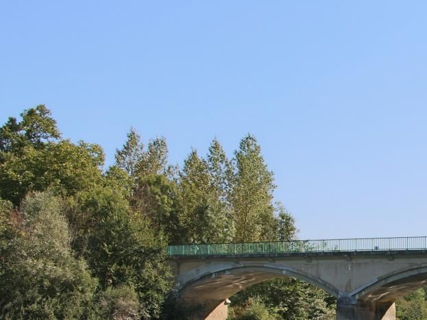 Le pont de la marne 51G259 - Les Meulières - Vésigneul sur Marne - Gîtes de France Marne