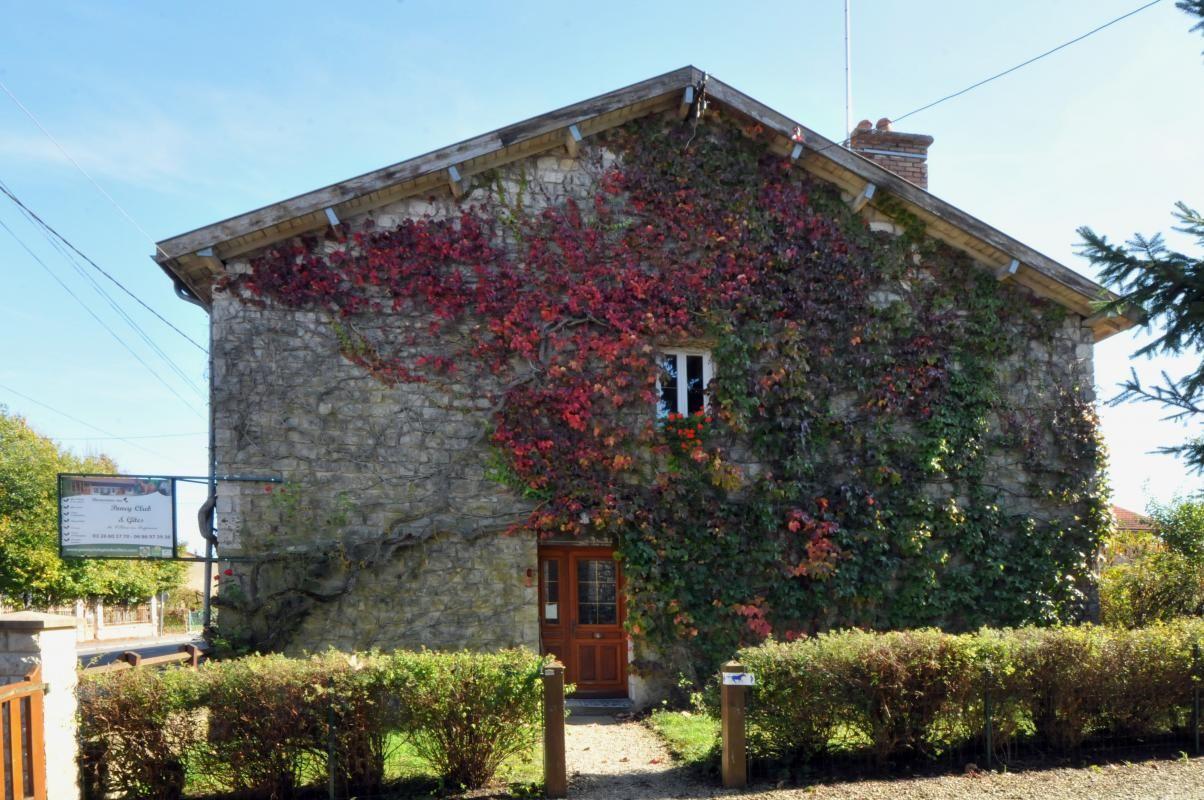 51G96 - La Vigne - Villers en Argonne - Gîtes de France Marne