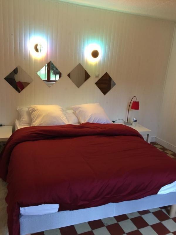 Chambre 1 51G472 - La maison du vigneron - Vincelles - Gîtes de France Marne