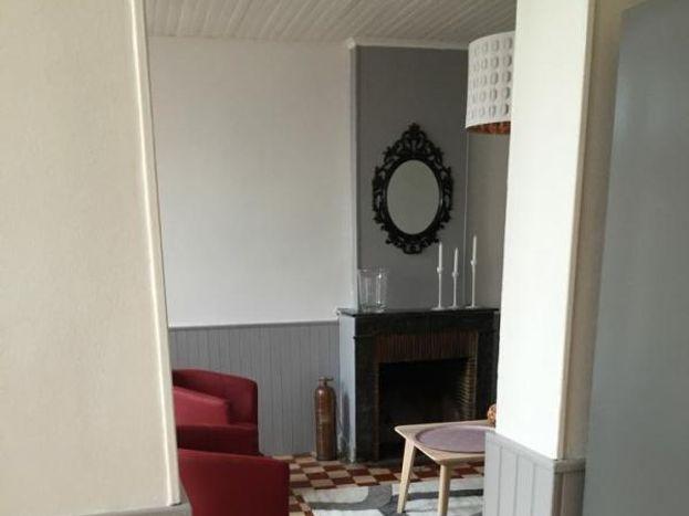 Salon 51G472 - La maison du vigneron - Vincelles - Gîtes de France Marne